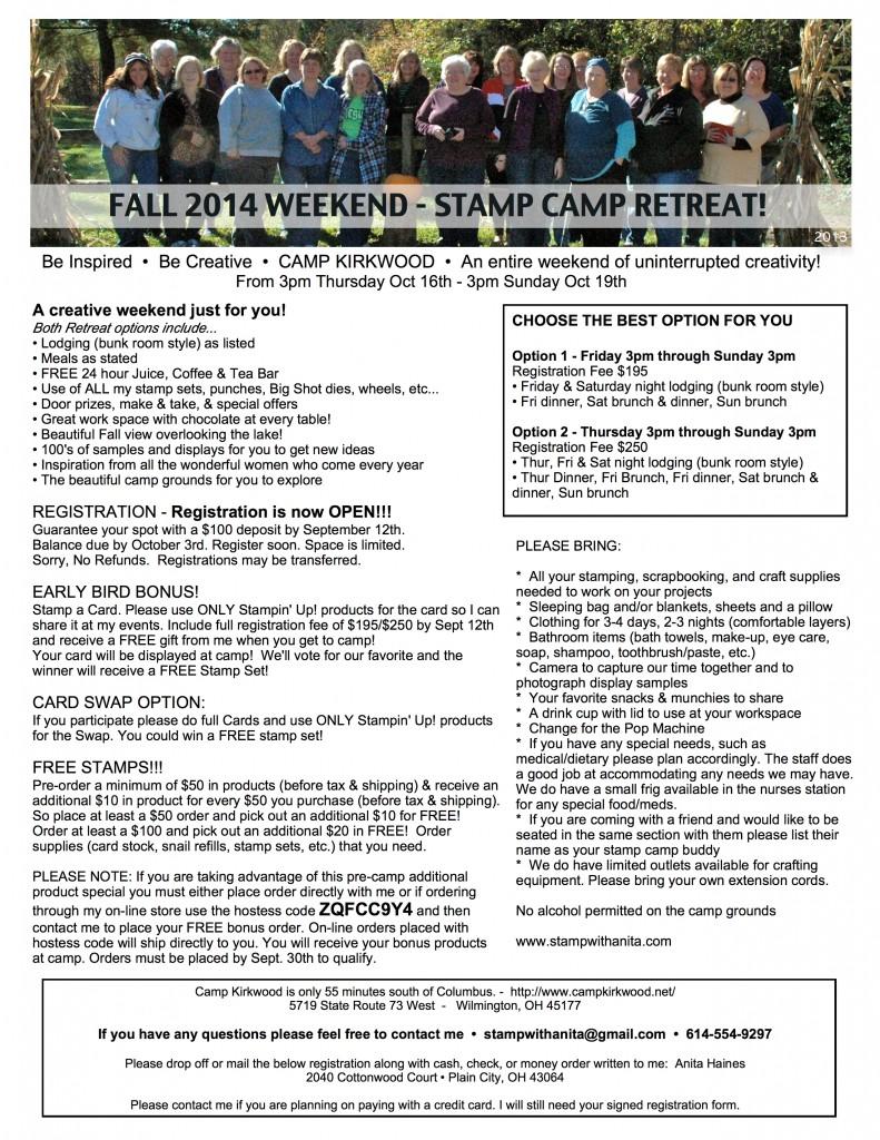 Stamp Camp 2014 Info_www.stampwithanita.com
