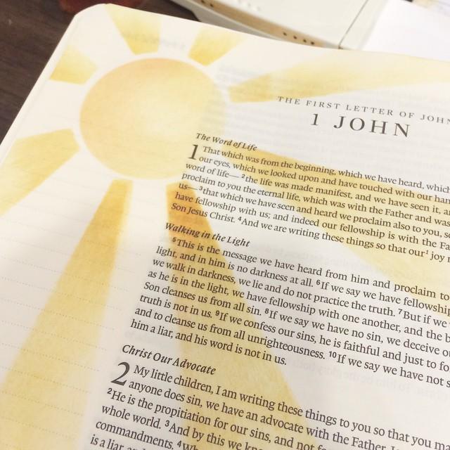 Walk in the Light_Bible Journaling_www.stampwithanita.com