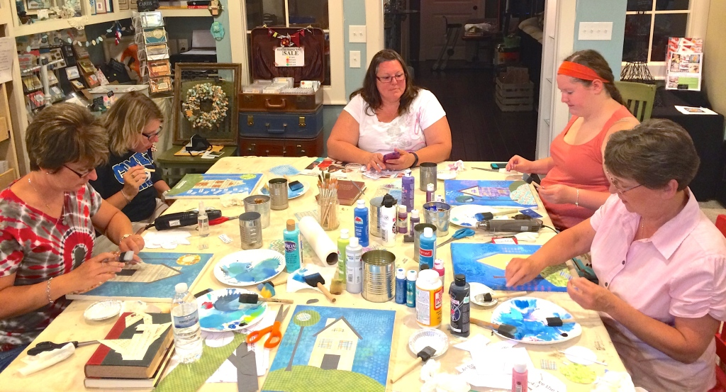 Mixed_Media_Art_Class_www.stampwithanita.com