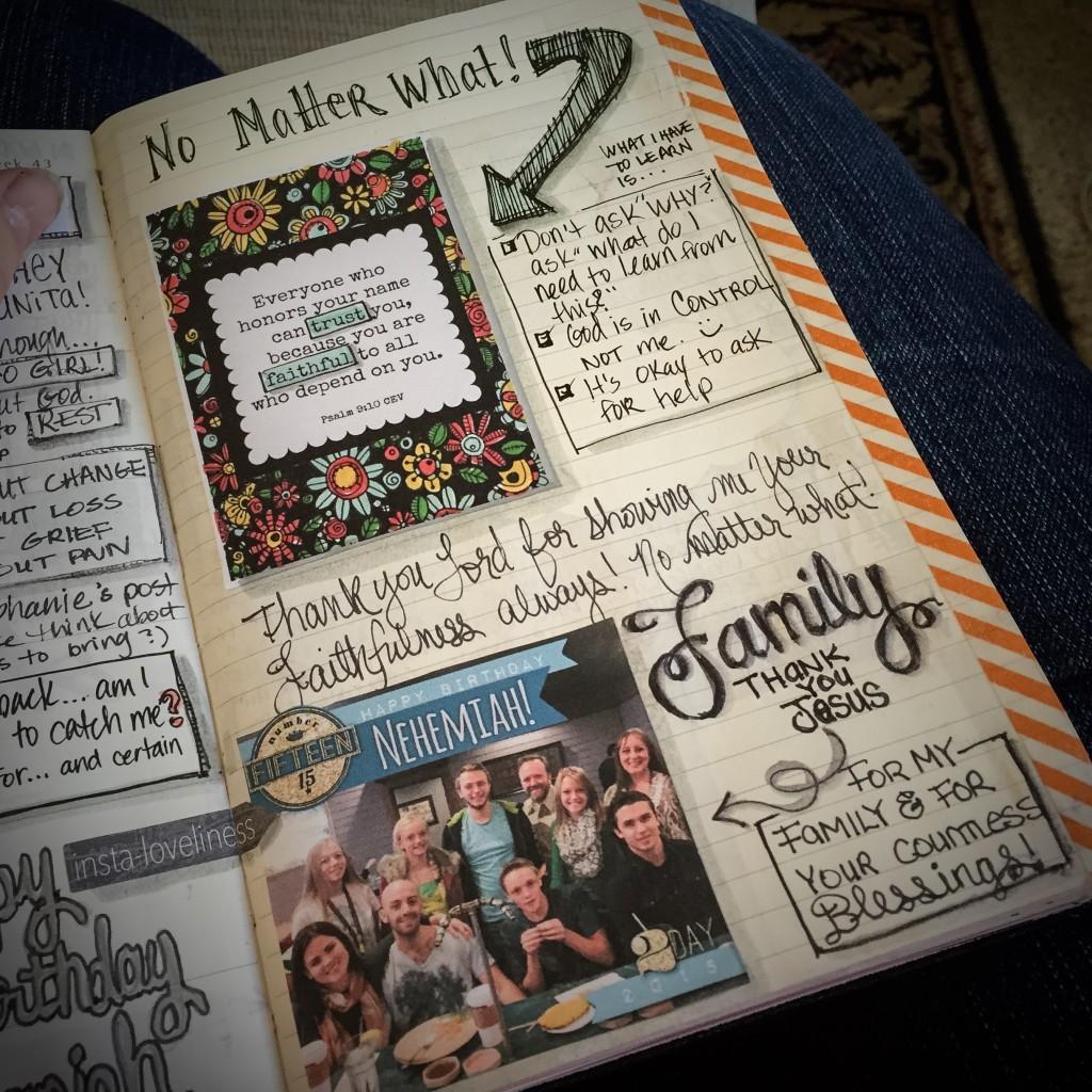 documented life - Trust-www.stampwithanita.com Psalm 37:5-6 -www.stampwithanita.com