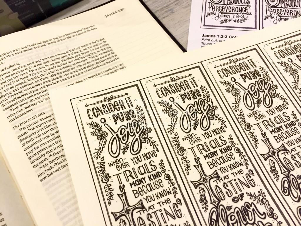 Vanilla Bookmarks.www.stampwithanita.com