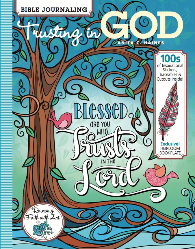 Bible Journaling Booklet by Anita C Haines www.createwithanita.com #anitasbibleart #biblejournaling Illustratedfaith #biblejournalingbook